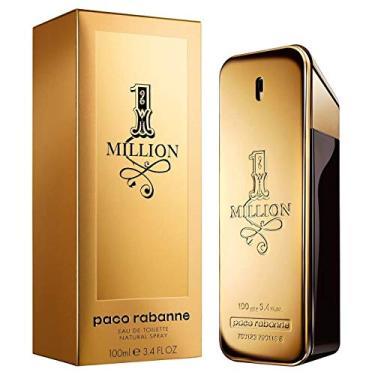 Perfume 1 Million 100ml Eau de Toilette Paco Rabanne