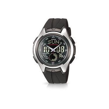 Relógio de Pulso Masculino Casio Analógico Digital Esportivo ... 123375d483