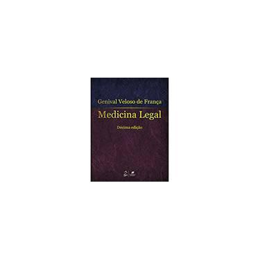 Medicina Legal - 10ª Ed. 2015 - Franca, Genival Veloso De - 9788527727235