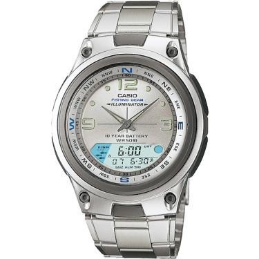bafb9b7040a Relógio Masculino Anadigi Casio Aw-82d-7avdf
