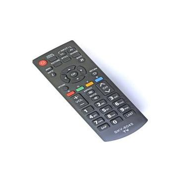 Controle Remoto Tv Led Panasonic Viera N2qayb000823 / Th-39a400 / Th-42a400 / Th-42a40