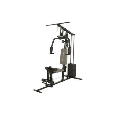 Imagem de Estação De Musculação Evolution Fitness FT 8000 Aço Preto