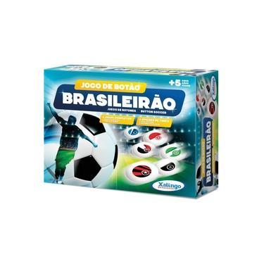 Imagem de Jogo diverso Botoes Brasileirao com 4 Times Xalingo