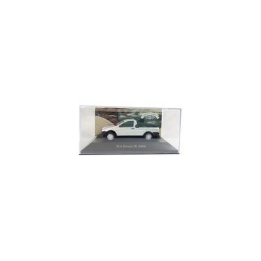 Imagem de Miniatura Fiat Strada iii Coleção Carros Nacionais