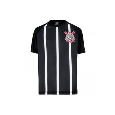 Camiseta do Corinthians Stripes - Infantil