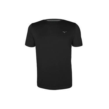 Camiseta Mizuno Run Spark 2 Masculina 4135973-0090