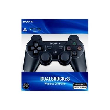 Controle Ps3 Dualshock 3 Bluetooth Ou Playstation 3 - Sony