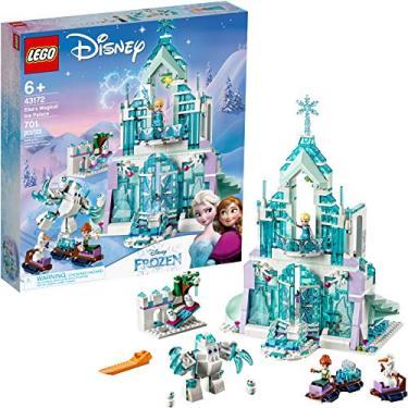 Imagem de Disney Princess O Palácio De Gelo Mágico Da Elsa Lego