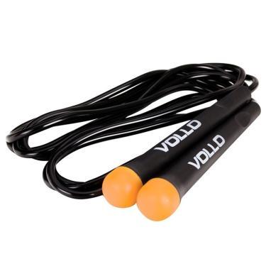 Corda de Pular em PVC Vollo Vp1075 - Preta