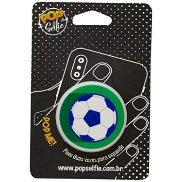 Apoio para celular - Pop Selfie - Original Bola Futebol Ps242, Pop Selfie, 151486, Branco
