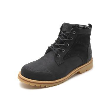 Bota Timberland Larchmont Boot Ls Bl Preta  masculino