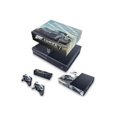 Capa Anti Poeira e Skin para Xbox One Fat - Forza Motorsport 7