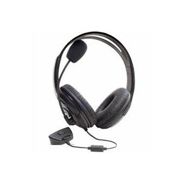 Fone Headset Gamer Preto Conector Xbox360 621102 Dazz