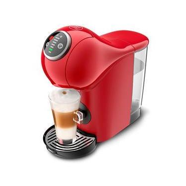 Imagem de Cafeteira Expresso Arno Dolce Gusto Genio S Plus Multibebidas - Vermelha