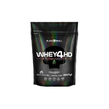 Whey 4 HD (837g Refil) - Black Skull