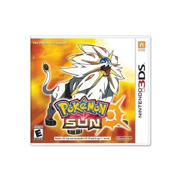Game Pokemon Sun 3ds