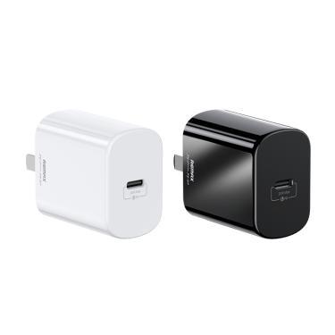 Remax RP-U69 Ultrasonic 20 W PD USB-C USB Type-C Carregador para iPhone 12 / 12Pro / mini / Pro Max para Samsung Galaxy Banggood