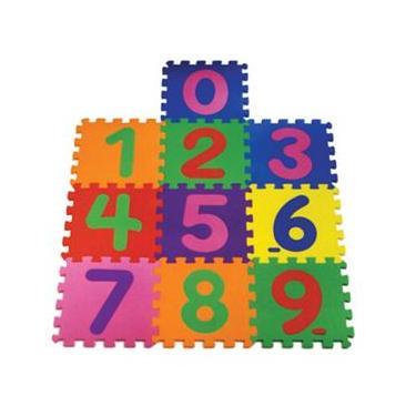 Imagem de Tapete Educativo Mingone Numérico 094 - 10 peças