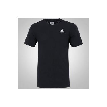 3f250a0990 Camiseta adidas Essentials Base - Masculina - PRETO adidas