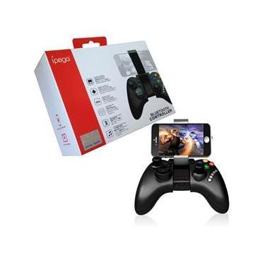 Controle Joystick Bluetooth Ipega 9021 Celular Games Android
