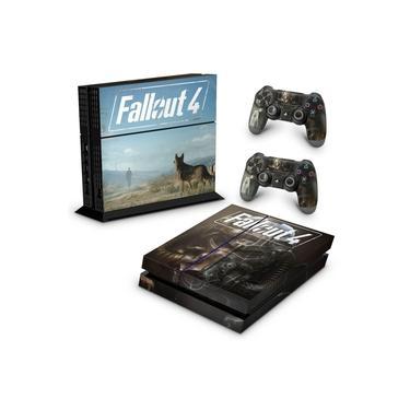 Skin Adesivo para PS4 Fat - Fallout 4