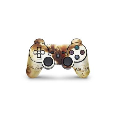 Skin Adesivo para PS3 Controle - God Of War 4