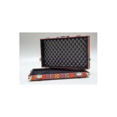 Imagem de Jam Pedal Board Compact Africa Vintage 50x30x10cm