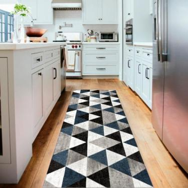 Tapete Passadeira de Cozinha Lazon Antiderrapante-40 x 135 - Style bra