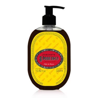 Sabonete Líquido Phebo Odor de Rosas 320ml