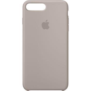 Capa p/ iPhone 7 e 8 Plus Apple MQGX2ZM/A Silicone  Branca