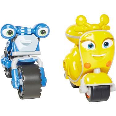 Imagem de Ricky Zoom Loop & Scootio Motorcycle Toys