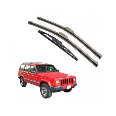 Kit Palhetas Dianteira e Traseira para Jeep Cherokee 1993 A 1998