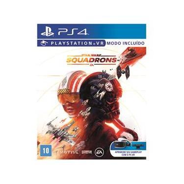 Jogo Star Wars: Squadron - PS4