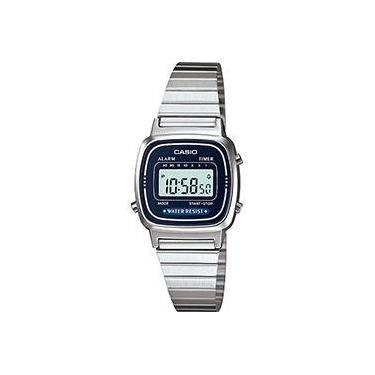 3e75e2cd7daf3 Relógio de Pulso Casio   Joalheria   Comparar preço de Relógio de ...