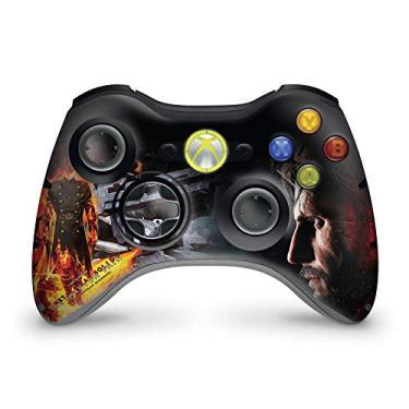 Skin Adesivo Para Xbox 360 Controle - Metal Gear Solid 5