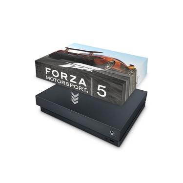 Capa Anti Poeira para Xbox One X - Forza Motor Sport