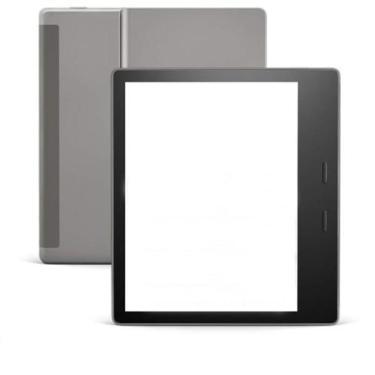Imagem de E-Reader Amazon Novo Kindle Oasis Com 7', Wi-Fi, 8Gb, Preto - B07l57h5x4