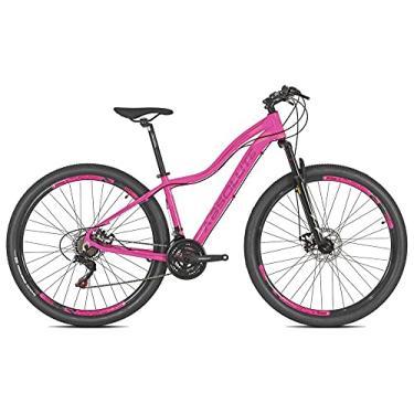 Imagem de Bicicleta aro 29 Absolute Hera Feminina 21V Shimano Tourney,17,Rosa