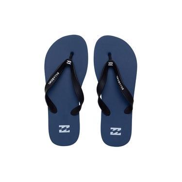 Chinelo Billabong Essential Azul Marinho/Preto