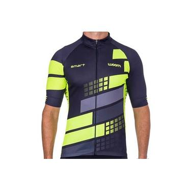 Camisa De Ciclismo Woom Smart Shine Masculino Coleção 2021