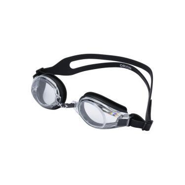 8d803fa580f42 Óculos de Natação Oxer Orion G-8501 - Adulto - PRETO Oxer