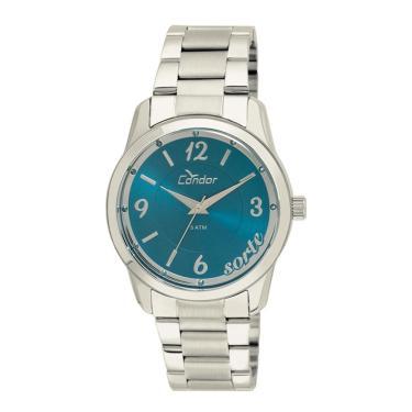 74d7101b3726d Relógio de Pulso Feminino Condor   Joalheria   Comparar preço de ...