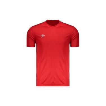 Camisa Umbro Twr Striker Vermelha