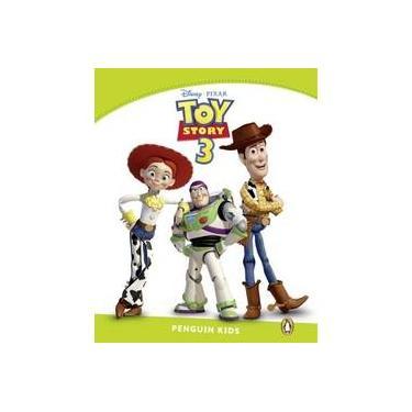 Toy Story 3 - Level 4 - Col. Penguin Kids Disney - Shipton, Paul; Shipton, Paul - 9781408288672