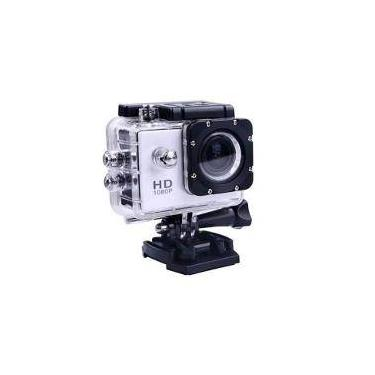 Câmera Esportiva Profissional Wifi 1080p Full Hd 12 Megapixels Prova Dágua Tela Led Sport Cam