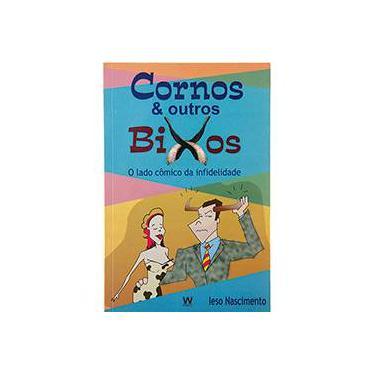 Cornos E Outros Bichos - Capa Comum - 9788588208728