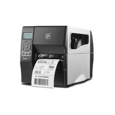 Impressora De Etiquetas Zebra Zt230 203dpi Ethernet