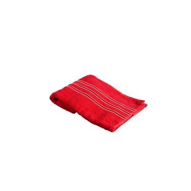 Imagem de Toalha Rosto Festiva 45cmx70cm Vermelha