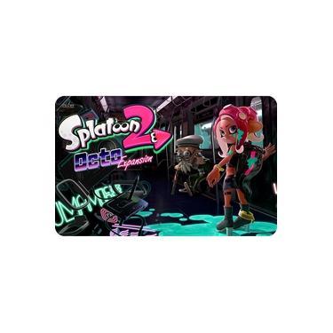 Gift Card Digital Splatoon 2: Octo Expansion para Nintendo Switch