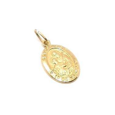 Pingente Ouro Medalha   Joalheria   Comparar preço de Pingente - Zoom 7f0f7afdfa